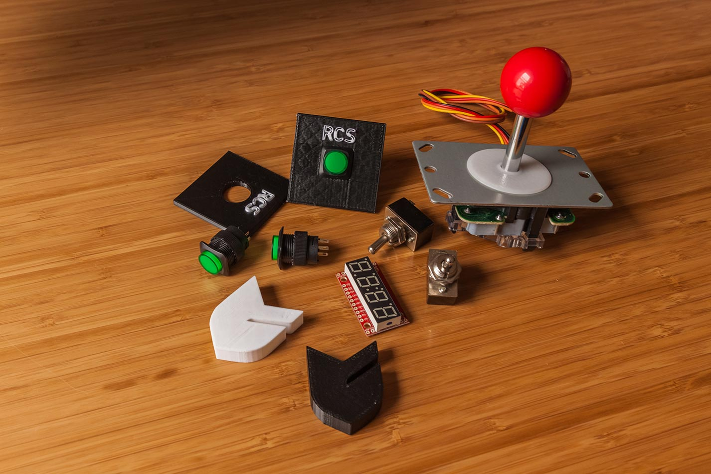 Electronic Components and Test Parts